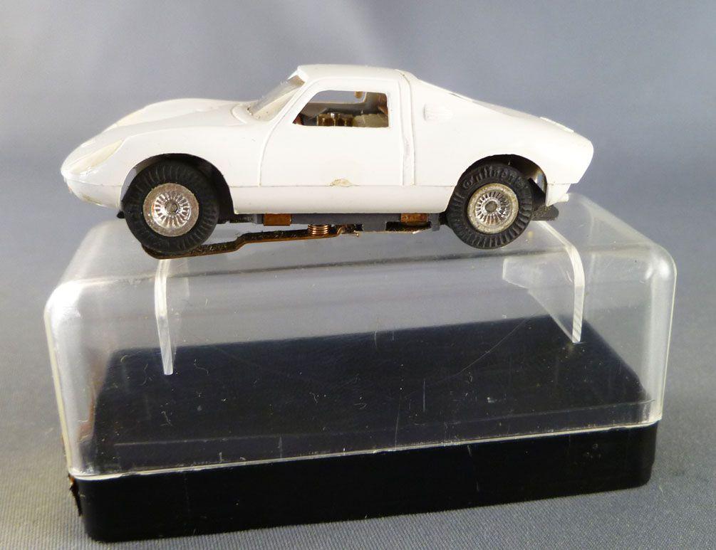 Faller AMS 5637 - Porsche Gt Blanche en Boite d\'origine