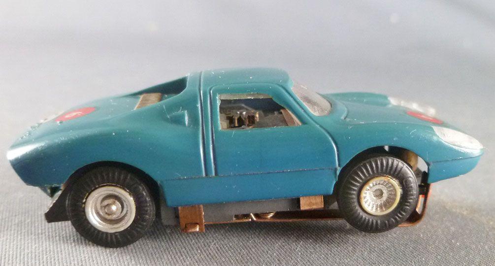 Faller AMS 5637 - Porsche GT Bleue