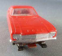 Faller AMS 5650 - Ford Capri Rouge