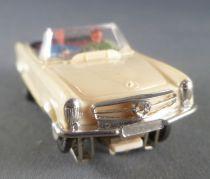 Faller AMS 5651 - Mercedes 230 SL Cabriolet Crème