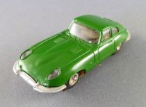 Faller AMS 5663 - Jaguar Type E Verte