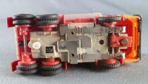 Faller AMS 5771 - Camion Plateau Mercedes avec Chargement métal amovible