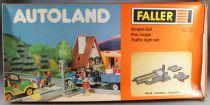 Faller Autoland 3221 Feu Rouge Neuf Boite Playland E-Train Playtrain