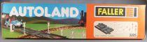 Faller Autoland 3225 Passage à Niveau & Signaux Neuf Boite Playland E-Train Playtrain