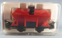 Faller Hittrain 3782 Red Good Wagon Mint in Box Playtrain Playland Autoland E-Train