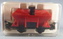 Faller Hittrain 3782 Red Good Wagon Mint in Box Playtrain Playland Autoland E-Train