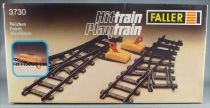 Faller Hittrain Playtrain 3730 1 Point turn right Mint in Box Playland Autoland E-Train