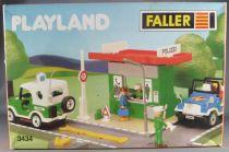 Faller Playland 3434 Guerite Bureau Police Neuf Boite Autoland E-Train Playtrain