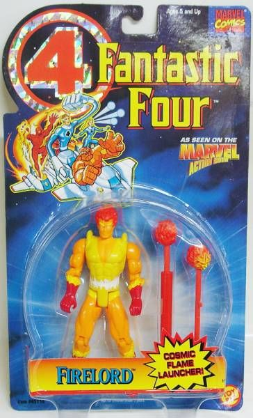 Fantastic Four - Firelord