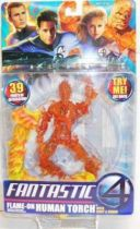Fantastic Four The Movie - Flame-on Human Torch