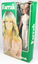 Farrah Fawcett-Majors - 12\'\' doll with white suit (mint in box) - Mego 1977