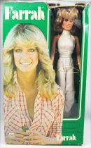 Farrah Fawcett-Majors - Poupée 30cm en tenue blanche (neuve en boite) - Mego 1977