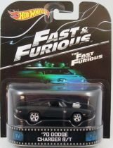 Fast & Furious - Hot Wheels - Mattel - \'67 Dodge Charger RT