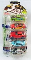 Fast & Furious - Racing Champions (ERTL) 5-Cars Collector Set (Diecast 1:64 scale) 1995 Mitsubitshi Eclipse
