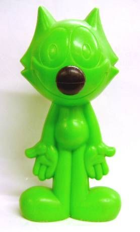 Felix the Cat - 10\'\' plastic figure