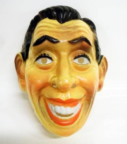 Fernandel face-mask (by César)