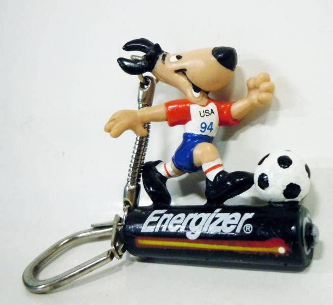 FIFA World Cup USA 1994 / Energizer - Keychain figure - Stryker, Official Mascot