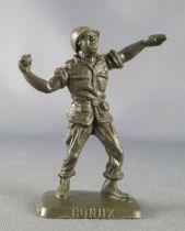 Figurine Publicitaire Bonux - Soldats Contemporains - Infanterie lanceur grenade