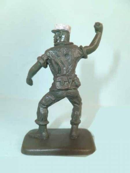 Figurine Publicitaire Bonux - Soldats Contemporains - Légion lanceur grenade