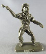 Figurine Publicitaire Bonux - Soldats Contemporains - Parachutiste lanceur grenade
