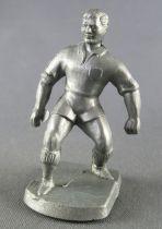 Figurine Publicitaire Café Costa Brasil Footballeur n° 11 (gris)