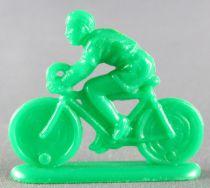 Figurine Publicitaire Café de Paris Duf - Série Sports - Cycliste Vert