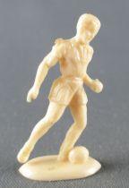 Figurine Publicitaire Café de Paris Duf - Série Sports - Footballeur balle au pied