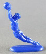 Figurine Publicitaire Café de Paris Duf - Série Sports - Footballeur Gardien de But