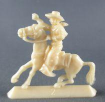 Figurine Publicitaire Café Nadi - Far-West - N°2 Cavalier Cow-Boy