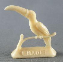 Figurine Publicitaire Café Nadi - Le Zoo - N°02 Toucan
