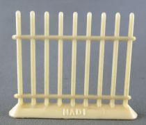 Figurine Publicitaire Café Nadi - Le Zoo - N°16 Grille de cage
