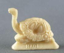 Figurine Publicitaire Café Nadi - Le Zoo - N°43 Tortue