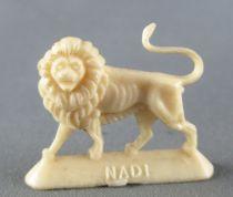 Figurine Publicitaire Café Nadi - Le Zoo - N°48 Lion