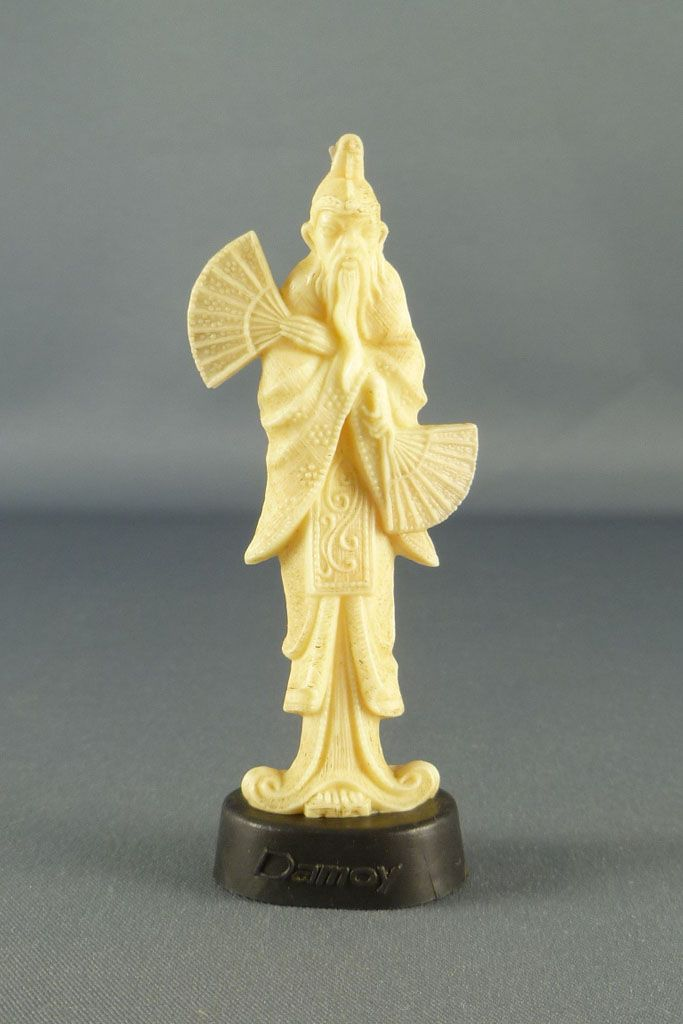 figurine_publicitaire_damoy_maurice_mir_lyons___statuettes_chinoises___chinois_avec_2_eventails_1