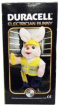 Figurine Publicitaire Duracell - Lapin Electricien