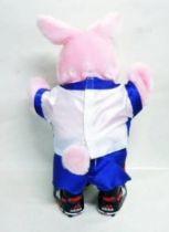 Figurine Publicitaire Duracell - Lapin Footballeur (Edition Limitée Mondial France 98)