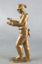Figurine Publicitaire Familistère Far West Cowboys 2 révolvers