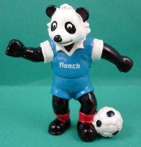 Figurine Publicitaire Flunch (Restaurant) - Panda footballeur