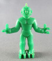Figurine Publicitaire Goulet-Turpin - Le Cirque - Acrobate Vert pour Pyramide Humaine