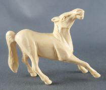 Figurine Publicitaire Jacquet - Les Chevaux - Pose N° 7