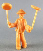 Figurine Publicitaire La Roche Aux Fées - Le Cirque - Jongleur Chinois