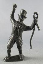 Figurine Publicitaire La Roche Aux Fées - Le Cirque - Mr Loyal