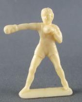 Figurine Publicitaire Le Baby L\'Aiglon - Série Sports - Boxe