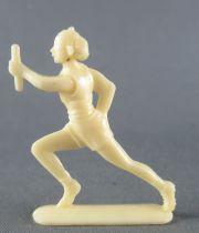Figurine Publicitaire Le Baby L\'Aiglon - Série Sports - Course de Relais