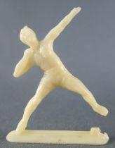Figurine Publicitaire Le Baby L\'Aiglon - Série Sports - Lancer de Poids (Homme)
