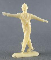 Figurine Publicitaire Le Baby L\'Aiglon - Série Sports - Patinage artistique (Homme)