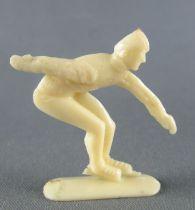 Figurine Publicitaire Le Baby L\'Aiglon - Série Sports - Patinage de vitesse