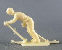 Figurine Publicitaire Le Baby L\'Aiglon - Série Sports - Ski Alpin (Homme)