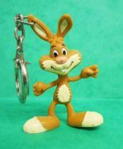 Figurine Publicitaire Nesquik - Quicky & Cie : Quicky (porte-clés)