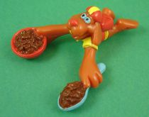 Figurine Publicitaire Nestlé Chocapic - Figurine PVC - Pico Parachutiste